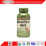 100% naturel de haute qualité de l'ail capsule molle en vrac d'huile