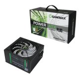 Gamemax Gp 650W 의 Perfermance 범위 전력 공급