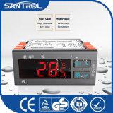 Controlador de temperatura fácil de Digitas da operação