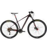 29er 30 скорости углерода горных велосипедов с алюминиевыми вилочный захват воздуха подвески