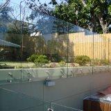 Pêche à la traîne en verre d'impasse d'intérieur extérieure d'acier inoxydable avec la balustrade