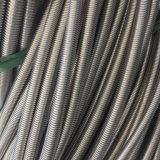 Industriel Flexible flexible en acier inoxydable