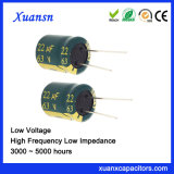 63V het Lage Voltage van de Condensator van het Aluminium van de hoge Frequentie