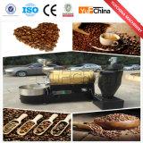 Torrificador de café 6kg comercial do aço inoxidável