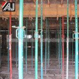 構築、広州の工場のための床の支柱