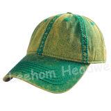 Nuova protezione promozionale su ordinazione del cappello di baseball della pianura dello spazio in bianco del punto di sport