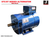 20kw AC Brushless Alternator in drie stadia