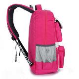 Sac extérieur d'adolescent durable occasionnel de sac à dos