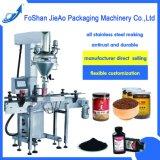Macchina di rifornimento semi automatica per del cacao/curry/zucchero/proteina/latte in polvere dell'imballaggio (JA-30)