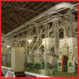 80T/D moderne décortiqueuse de riz de la Machine automatique