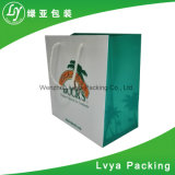 Sacchetto poco costoso all'ingrosso del regalo del sacco di carta di Customzied per il regalo