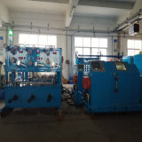 水平のタイプ高速および高品質の座礁の/Twisting機械