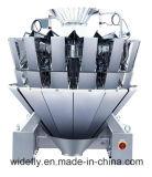 El plástico parte el pesador automático de la combinación para la empaquetadora
