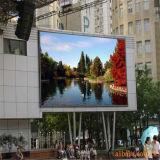 HD comerciano lo schermo di visualizzazione all'ingrosso esterno del LED di risparmio di potere P8 RGB SMD