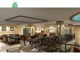두바이 의자와 식탁을 식사하는 7개의 별 호텔 식당 가구 세트
