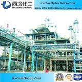 Gás do Refrigerant do gás C3h6 R1270 do Propylene