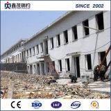 Edificio de estructura de acero para las aves de corral casa hecha en China