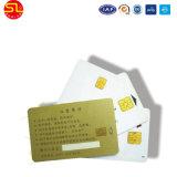Kontakt-Chipkarte Belüftung-FM4442 für Zugriffssteuerung