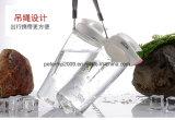 Fles van het Water van de Verkoop van de fabriek de Directe Producten Aangepaste Plastic met Deksel