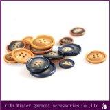 Bouton de résine d'accessoires du vêtement pour Veste / Manteau
