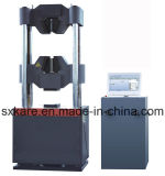 Máquina de prueba universal para la barra de acero (WEW-1000B)