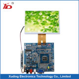 del conector positivo del diente 128X64 módulo gráfico del LCD FPC