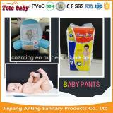 Couches-culottes de bébé/couche de bébé/couche-culotte remplaçables de bébé en Afrique