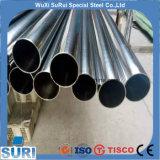 ASTM A312 304 ERW de Pijp van het Roestvrij staal van het Lassen van de Stok van 6 Duim