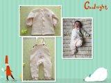 100% algodão salto de Manga Longa Baby Romper para lactente