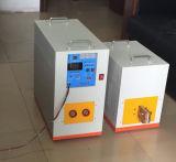 Snelle Super het Verwarmen van de Inductie van de Hoge Frequentie Spped Machine voor de Buis van het Koper/de Solderende Machine van de Pijp