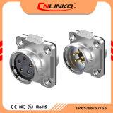 Dh-20 Série connecteur 5 pôles/connecteur à 5 coeurs