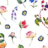 Digital gedruckter kundenspezifischer Silk Schal
