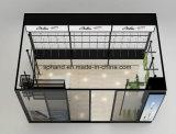 Facile sviluppare il chiosco della visualizzazione del centro commerciale per gli indumenti, le estetiche, i pattini, mostra dei sacchetti