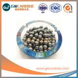 La válvula de bola de aleación y asiento con la norma ISO