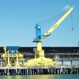 Ghe Martine Guindaste Offshore Harbour Bulk Usar Sistema de Motor da Bomba Hidráulica