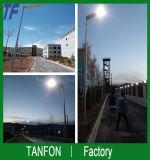 sistema chiaro di illuminazione stradale di energia solare 30W