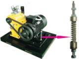 La unidad Beslt 75kw 100HP Compresor de aire de tornillo rotativo (SE75A)