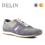 Высокое качество Lace Up мужчин повседневная обувь