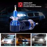 360 linterna LED 3000lumens de la iluminación H7 del grado por la linterna del coche del bulbo H3 LED basada en el substrato de cobre del fregadero principal perfecto