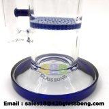 Tubo di fumo di vetro dell'acqua della caffettiera a filtro del favo di prezzi di fabbrica