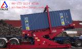 giralingotti idraulici 40FT del contenitore del ribaltatore del contenitore di 20FT che scaricano e che caricano