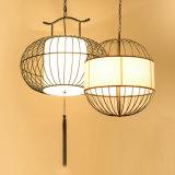 Modedesigner-chinesisches Laterne-Wohnzimmer-Anhänger-Licht
