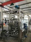 La leche UHT/Esterilizador de jugo de la máquina para la venta, el tipo de tubo