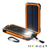 Le premier côté de vente 12000 heure-milliampère d'énergie solaire gravent le côté de pouvoir pour l'activité en plein air