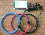 Flexible Rogowski Ring-Bargeld-Fühler für 3 den Phasen-Datenlogger