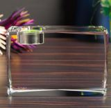 Cubo de cristal grabado laser caliente del cubo cristalino de la venta 3D en China