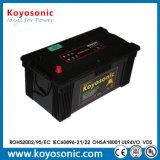 Batterie de voiture électrique exempte d'entretien du prix usine 12V 70ah, batterie automatique