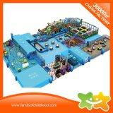 Парк развлечений LLDPE пластмассовых детей игровая оборудования