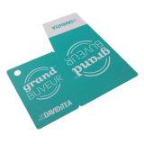 Настраиваемые размера/формы Die Cut нерегулярных пластиковую карту из ПВХ