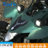 4D 12W Moto ATV UTV Pilar LED Automática da Luz de Trabalho